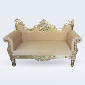 Indian Brass sofa