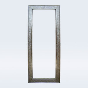 german silver mirror frame